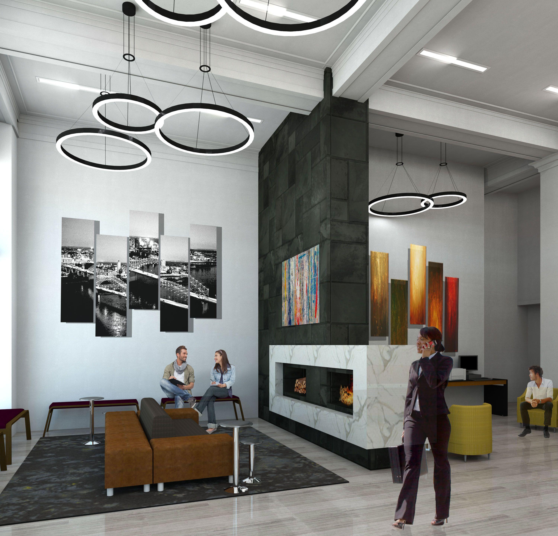 BOUTIQUE, HOTEL, NAPOLEON, MEMPHIS, TENNESSEE, HISTORIC, HISTORIC  RENOVATION, MODERN · Architecture Interior DesignModern ...