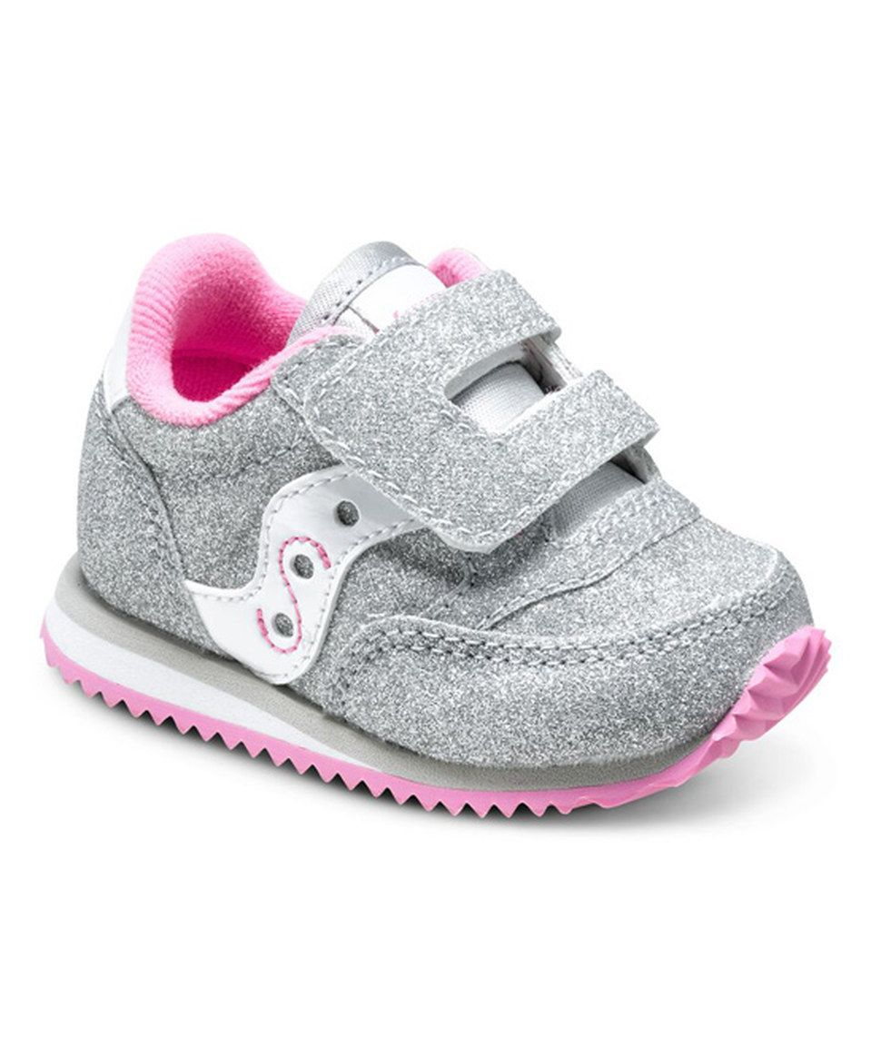 Look What I Found On Zulily Saucony Silver White Jazz Sneaker By Saucony Zulilyfinds Jazz Sneakers Sneakers Girls Shoes