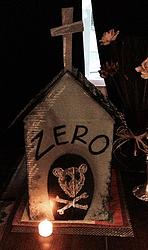 Halloween: Zero's Tombstone