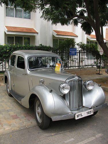 Sunbeam talbot 1948 edward rodricks voitures psa for Garage peugeot poissy