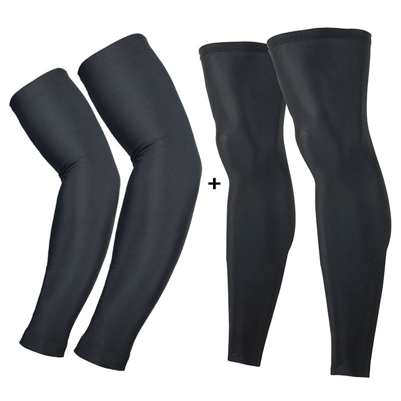b89db2777a UV Protection Cycling Armwarmers Bike Bicycle Arm Sleeves Covers Breathable  Quick-Dry Men Women Arm Leg Warmers Size M/L/XL