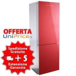 Offerta Frigorifero Combinato Bompani BOK32NF-R Rosso | Prodotti ...