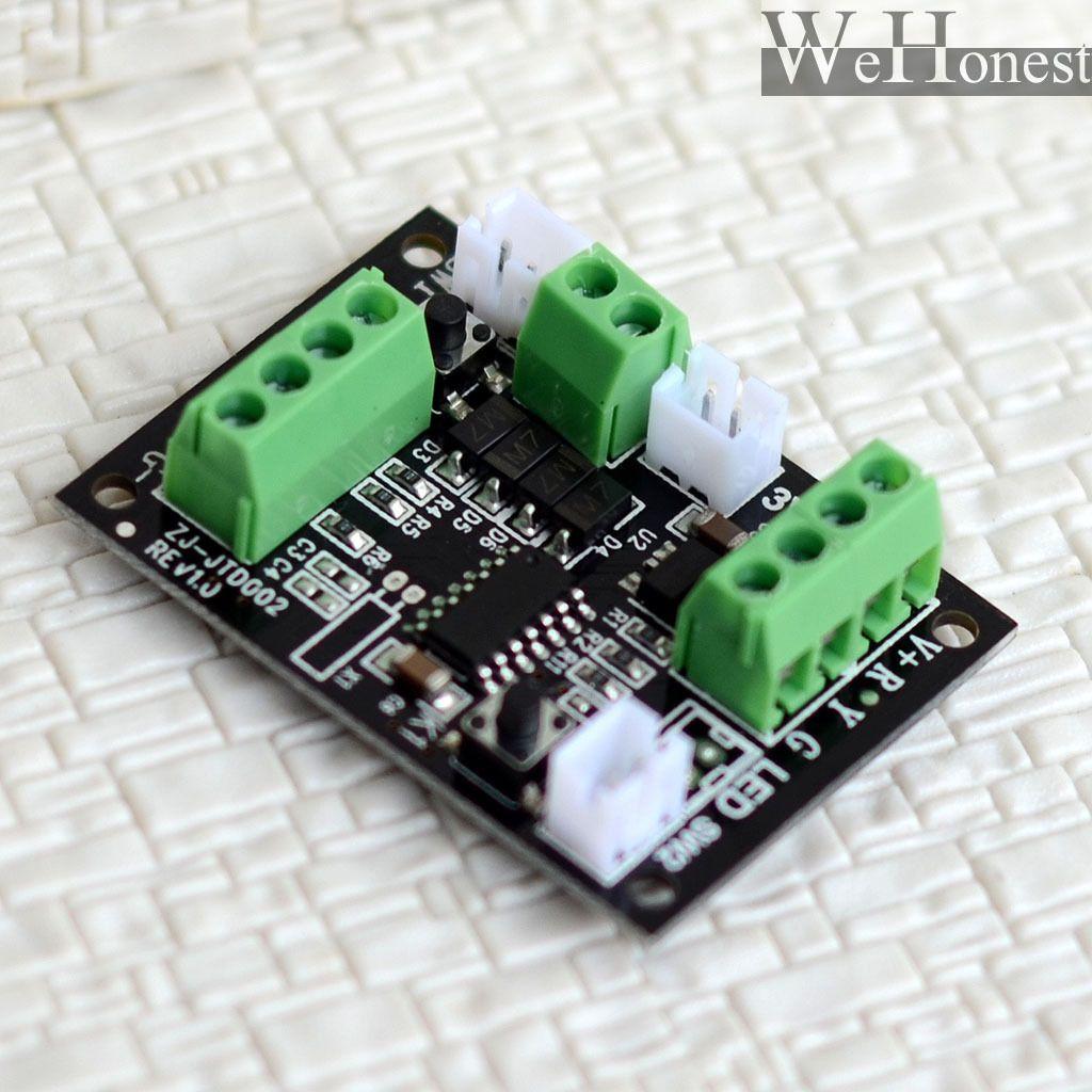 1499 1 X Model Railroad Traffic Signal Light Controller Circuit 12 Pcs Kit Prototyping Pcb Printed Board Stripboard Prototype Ho N All Scale