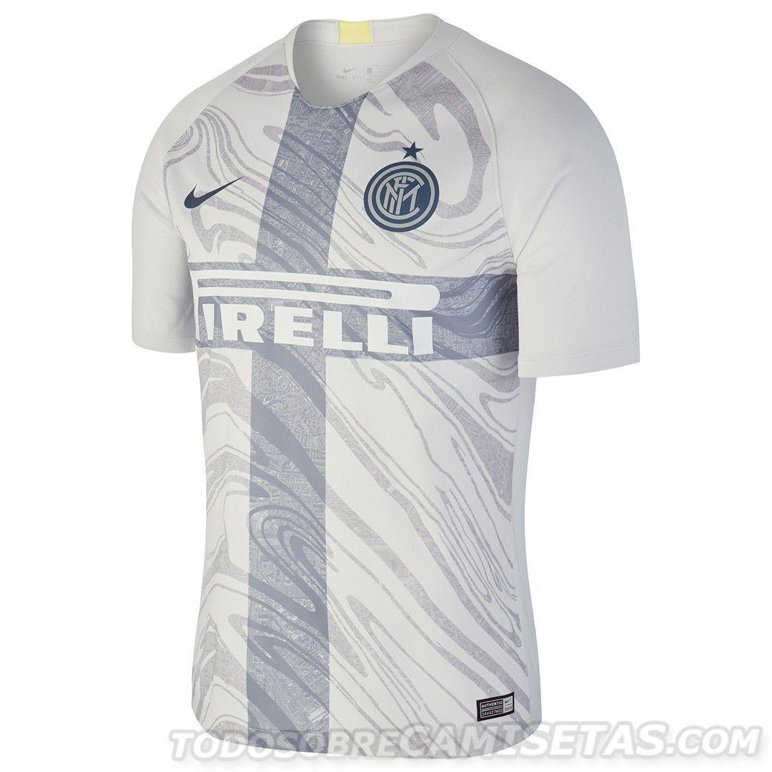 40c7e180a9146 Inter Milan 2018-19 Nike Third Kit