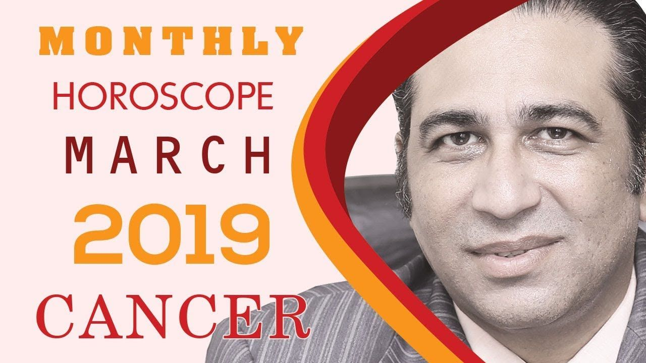 Cancer Monthly Horoscope 2019