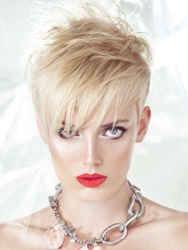 Reverse Mullet Hair Pinterest Mullets Short Hairstyle And