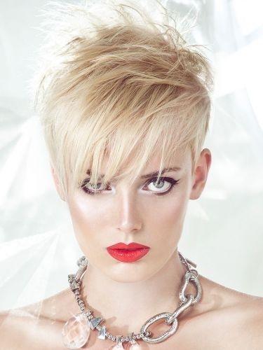 Reverse Mullet Hair Pinterest Short Hair Styles Hair And