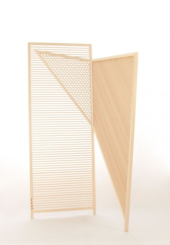 appealing simple living room divider | Geometric room dividers - very visually appealing JOIN-2 ...