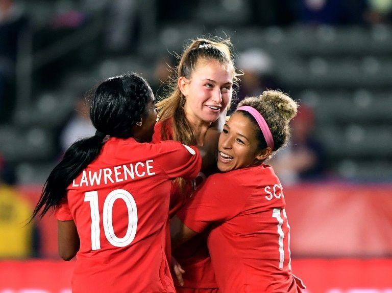 Canada Beat Costa Rica To Book Olympic Womens Football Berth Los