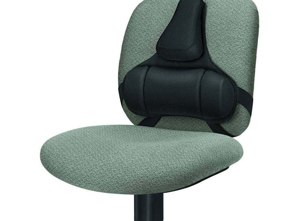 Back support pillow for office chair pregnancy