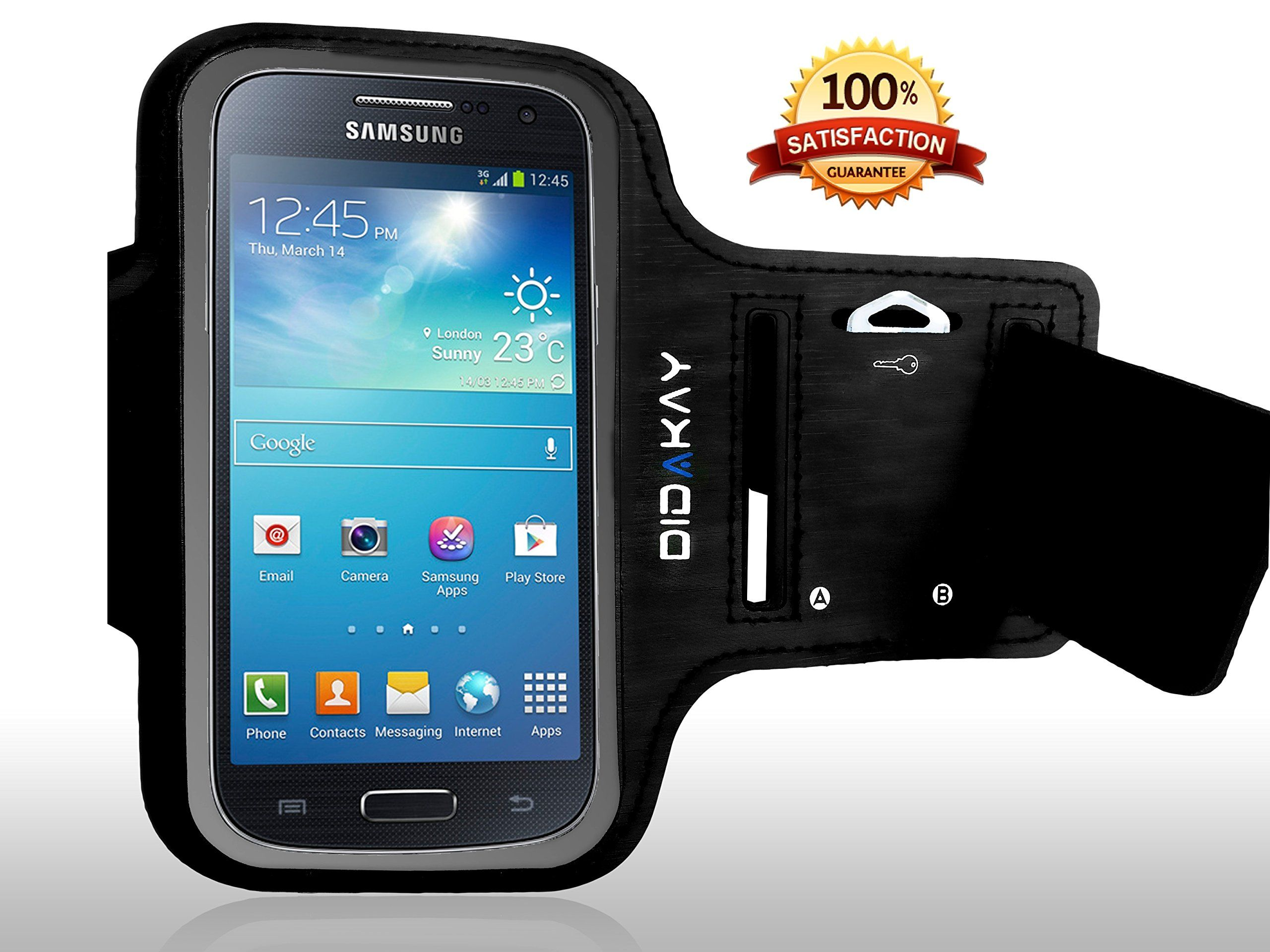 armband for iphone 6 5 4 samsung galaxy s3 s5 free fitness e rh pinterest com samsung galaxy s3 guide book Samsung S4