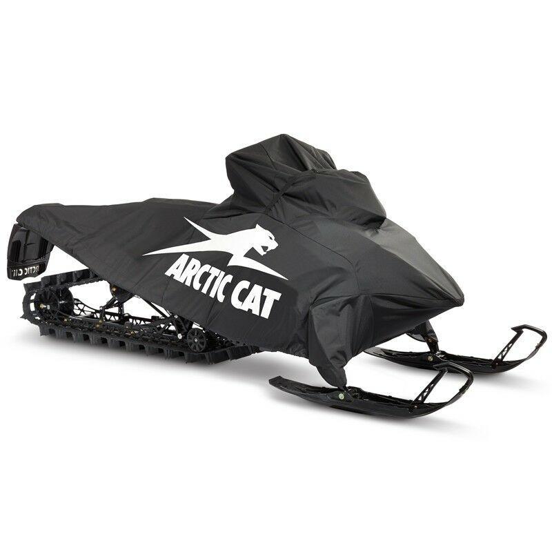 Sponsored(eBay) Arctic Cat Canvas Snowmobile Cover Black