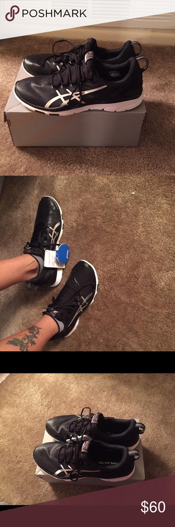 Chaussures Asics d d entraînement Asics Gel Fit 12339 pour femme | 5507d4c - gerobakresep.website