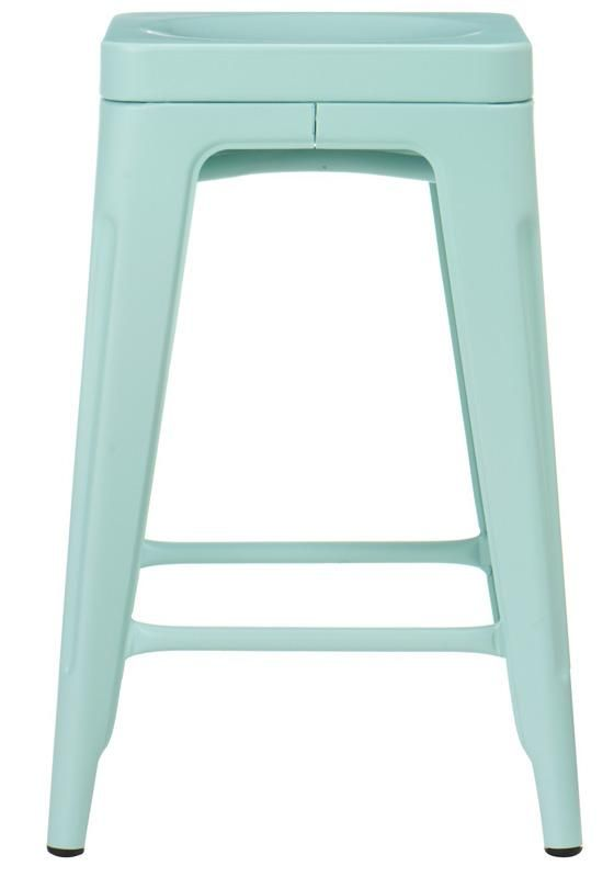 I Have These Aqua Blue Kitchen Counter Stools The Color
