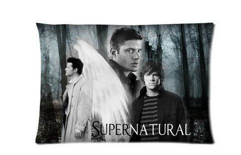 Supernatural Pillow Cover