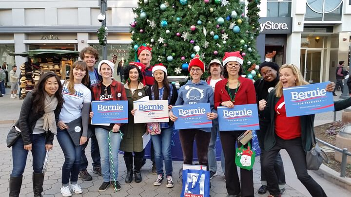 Have Yourself a Bernie Little Christmas
