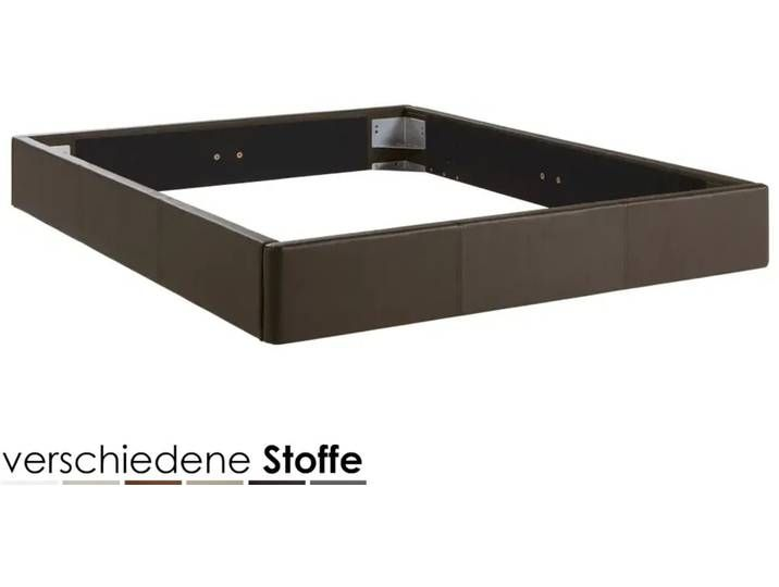 Photo of Hasena dream line bed frame Curvino 200×200 cm / PK3 Casual 331 Canne