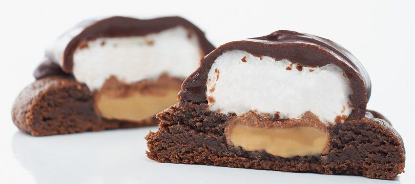 Chocolate Caramel Marshmallow Cookies - Marsh Supermarkets ...