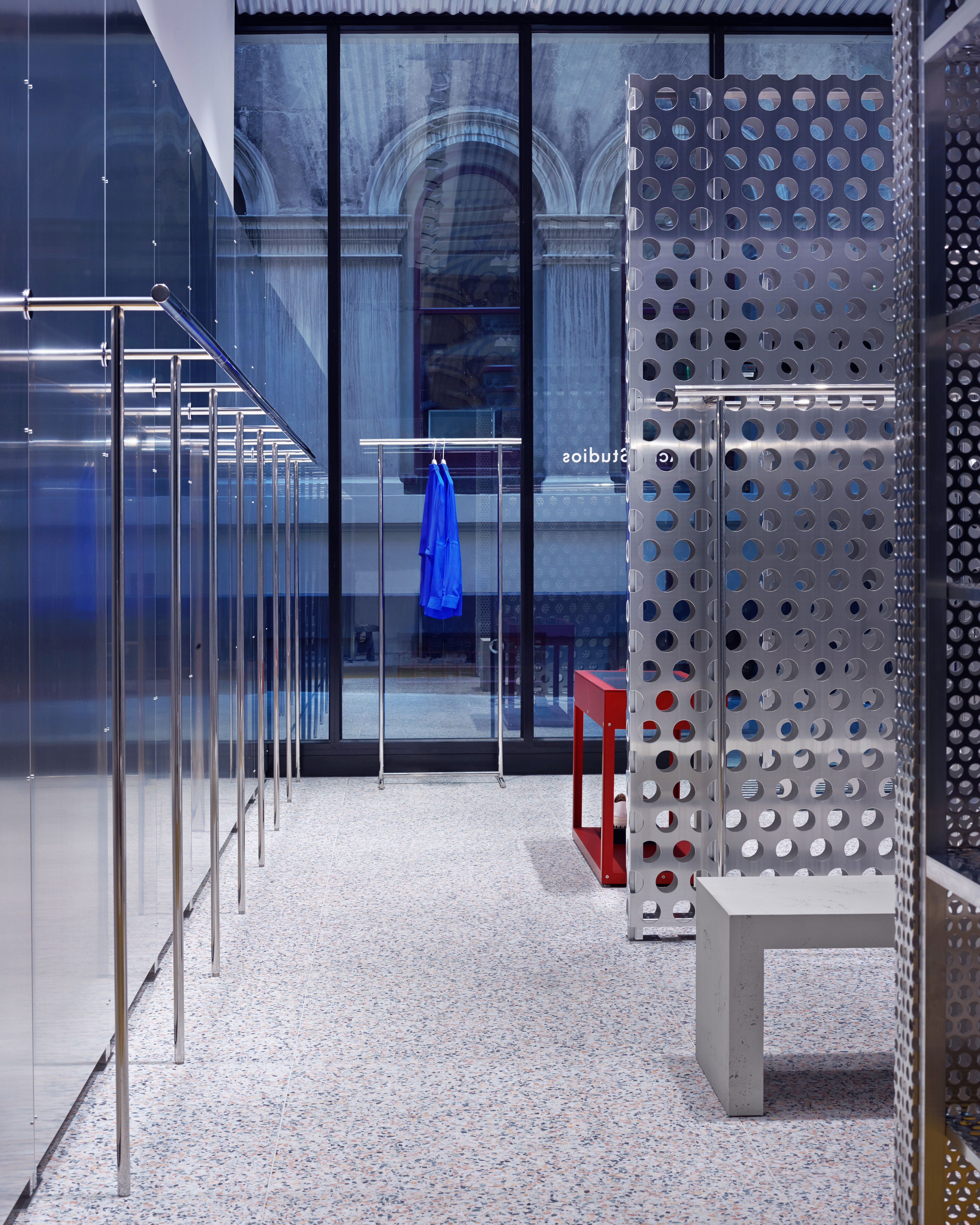 Acne studios the strand little bourke street melbourne for Industrial design firms melbourne