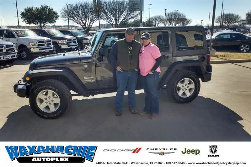Happybirthday To Barry From William Minter At Waxahachie Dodge