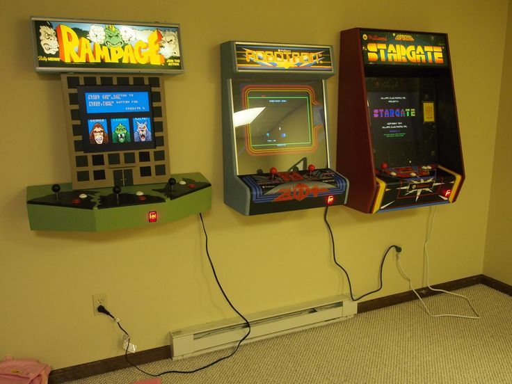 Pin By Tracy Samanie On Our Gameroom Arcade Arcade