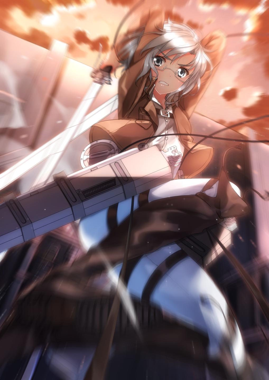 Artist: Rentian | Attack on Titan (Shingeki no Kyojin ...
