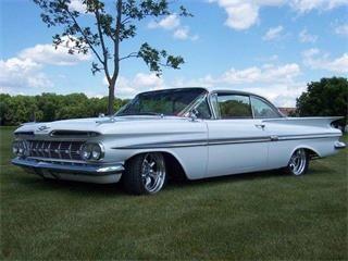 1959 Chevrolet Impala For Sale Classiccars Com Cc 512467