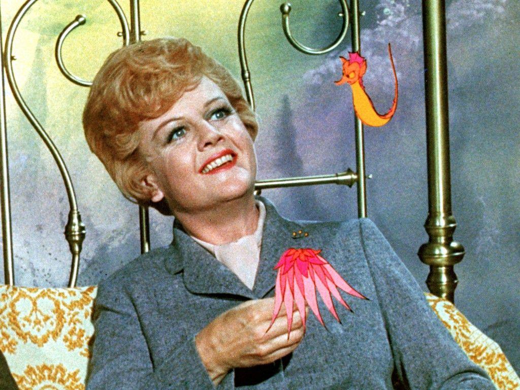 Angela Lansbury à quoi ressemblait la comédienne d