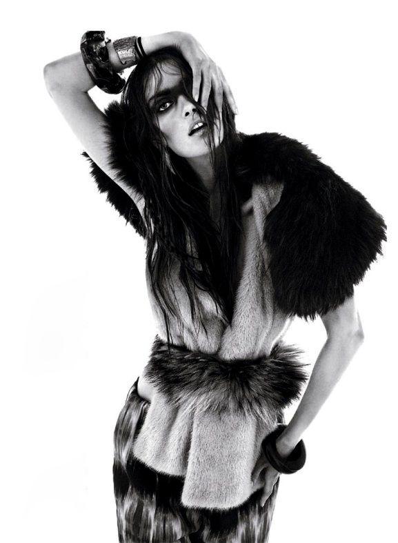 'Clan Nomada'   Maria Palm By Alvaro Beamud Cortes For S Moda   January2013
