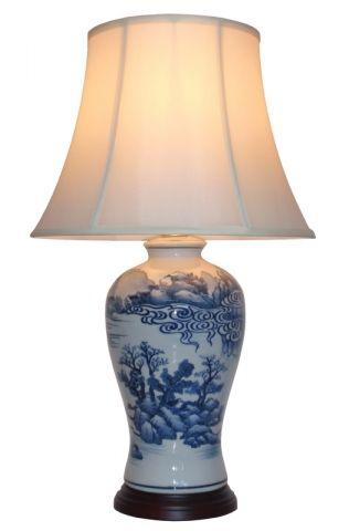 Ashmolean Yun Shui Lamp Lamp Ceramic Lamp Vase Lamp