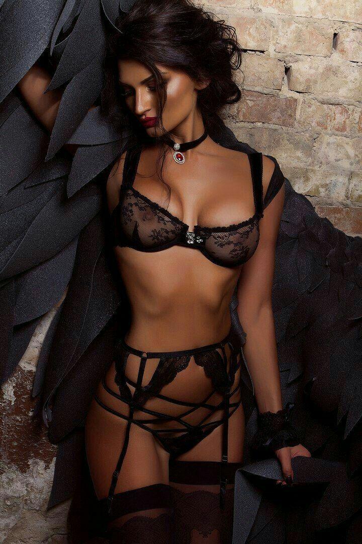 lingerie spannend