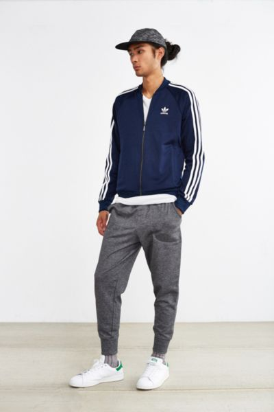 adidas Originals Herren Originals Superstar Track Top Jacke