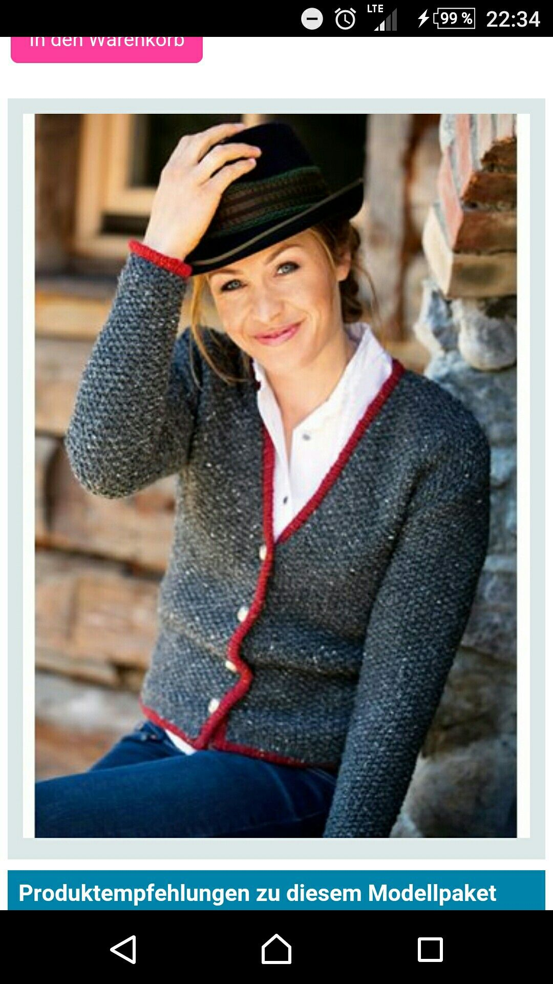 Pin von Ewa Ładyńska auf moda | Pinterest | Pulli, Jacken und Stricken