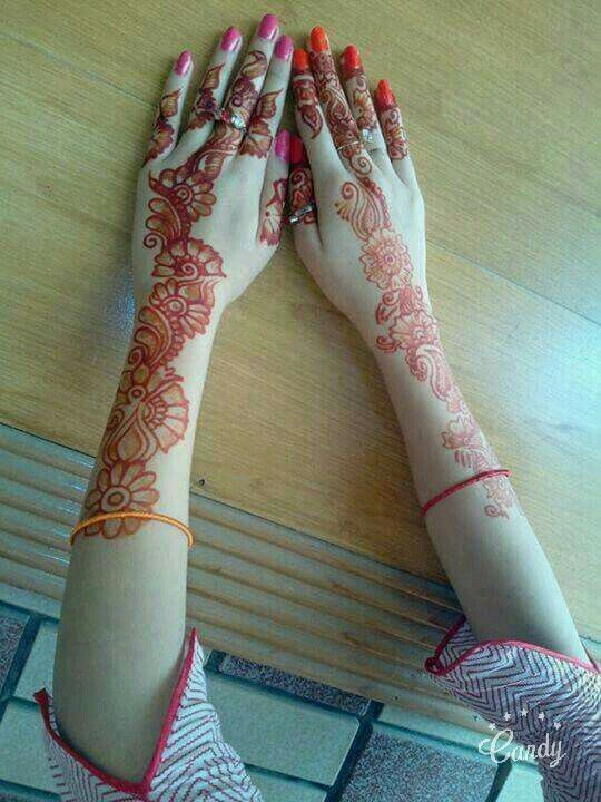 Pin By Nadia Chachar On Dpz Girls With Images Mehandi Designs