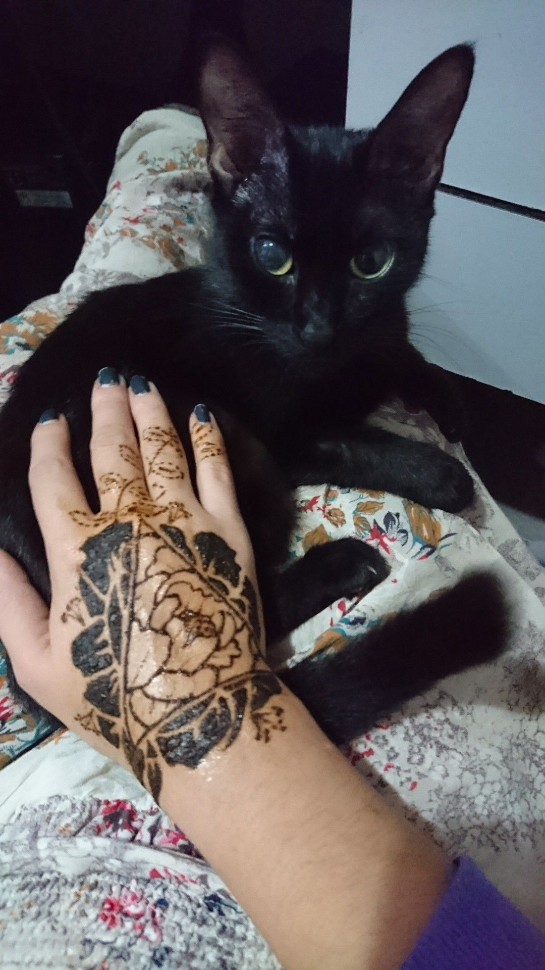 Henna para tatuajes