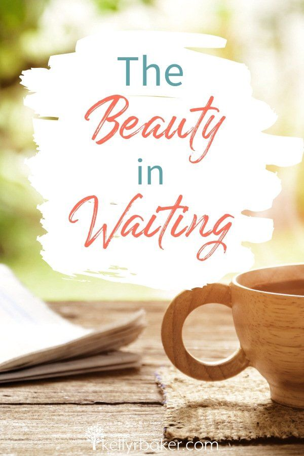 The Beauty in Waiting  Kelly R Baker Would you believe me if I told you there is beauty in waiting Receive hope and learn what God says about why there is beauty in...