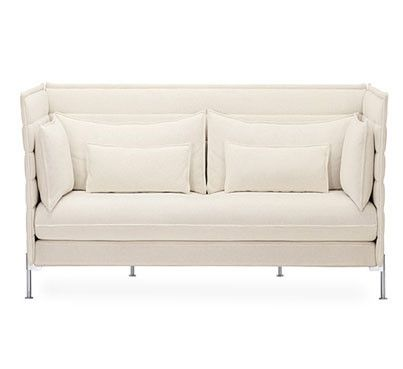 Made In Germany, The Vitra Alcove 2 Seater Sofa Is More Than Just A  Furniture Piece. This Was The Concept Behind This Sofa Design When It Was  Created By ...
