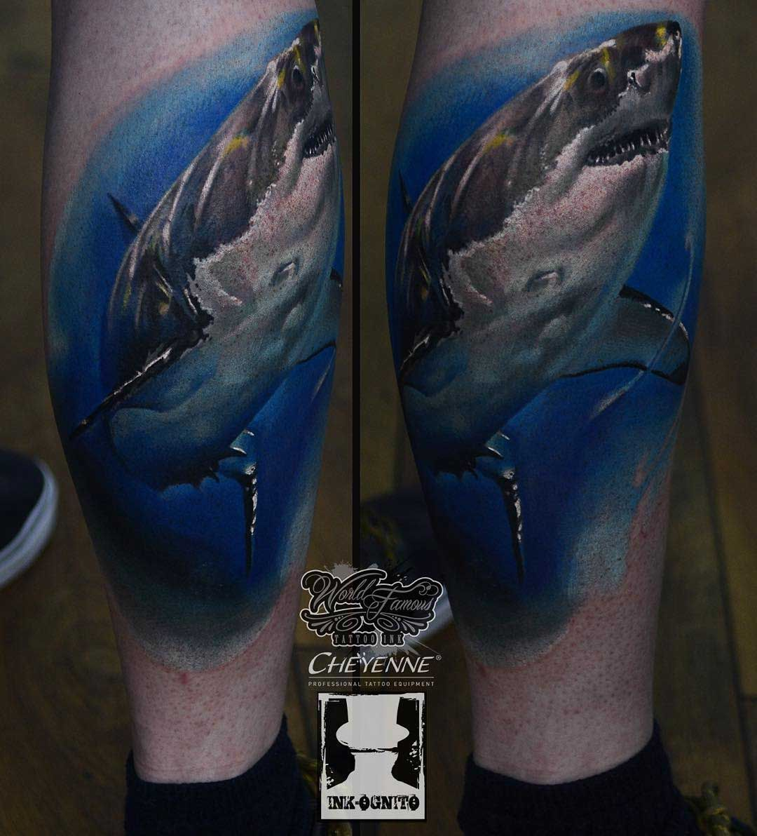 great white shark tattoo tattoo nautical pinterest shark rh pinterest co uk great white shark tattoo images great white shark tattoo sleeve