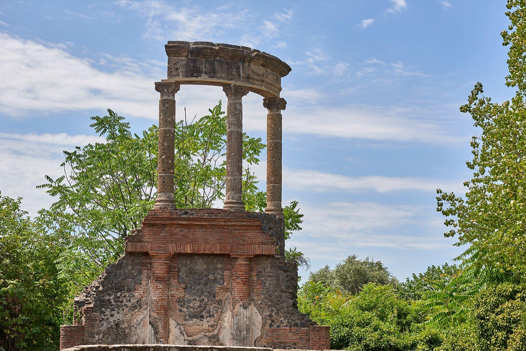 Posta de Pompeya