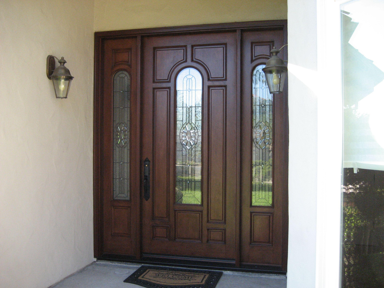 Fiberglass Front Door By Grand Entrances In San Diego Ca Custom Wood Doors Fiberglass Front Door Puertas