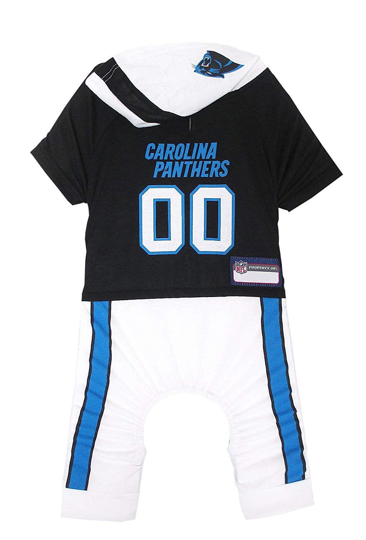 NFL Carolina Panthers Pet Onesie 0181aa536