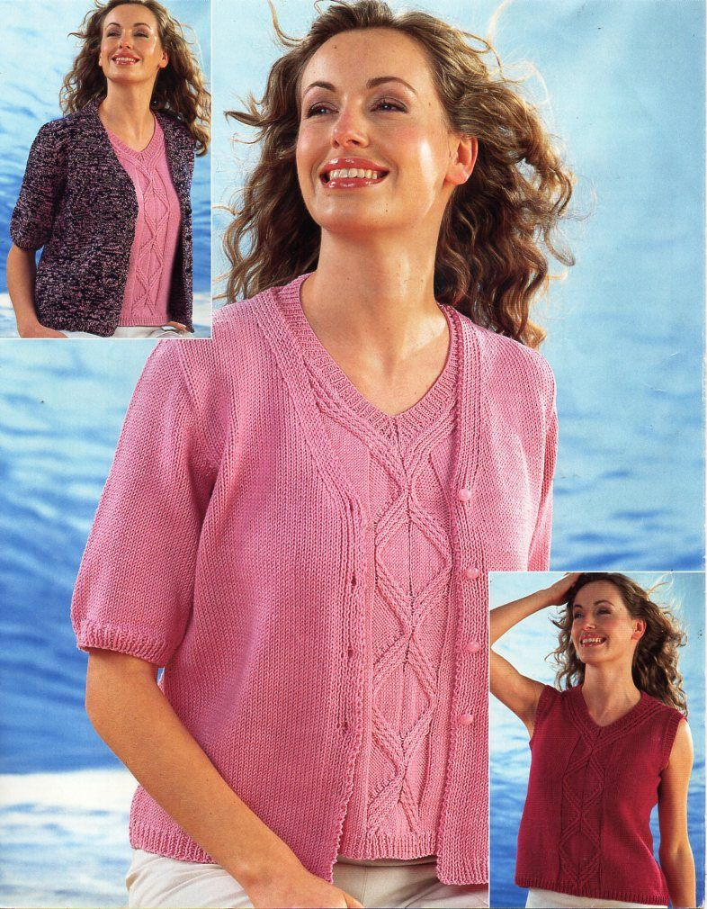 Womens knitting pattern pdf womens top short sleeve cardigan womens knitting pattern pdf womens top short sleeve cardigan cotton top jacket 30 44 cotton dk 4ply light worsted 8ply pdf instant download bankloansurffo Choice Image