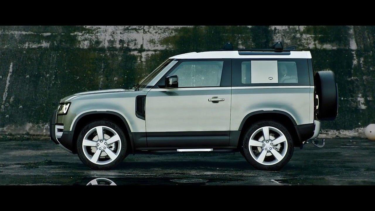 Novo Land Rover Defender 2020 Pacote De Aventura