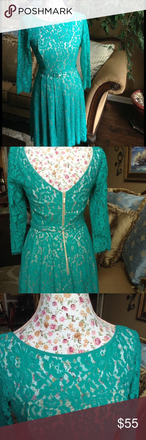 New listing eliza j lace dress nwot