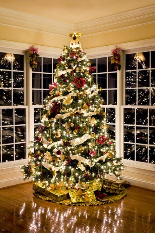 You Like It My...: How To Setup A Christmas Tree Real or artificial Christmas tree must be a ...
