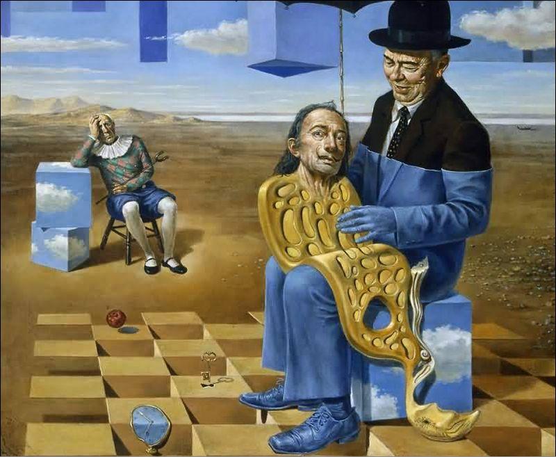Майкл ШЕВАЛЬ родился в 1966 году в Котельниково, небольшом городке на юге России. Его дед был профессиональным художником и скульптором. В 1980 году его семья…