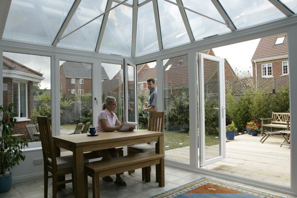 Anglian Conservatory Reviews Save On Gable End Conservatories Conservatory Garden Room Sunroom