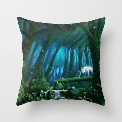 Studio Ghibli pillows