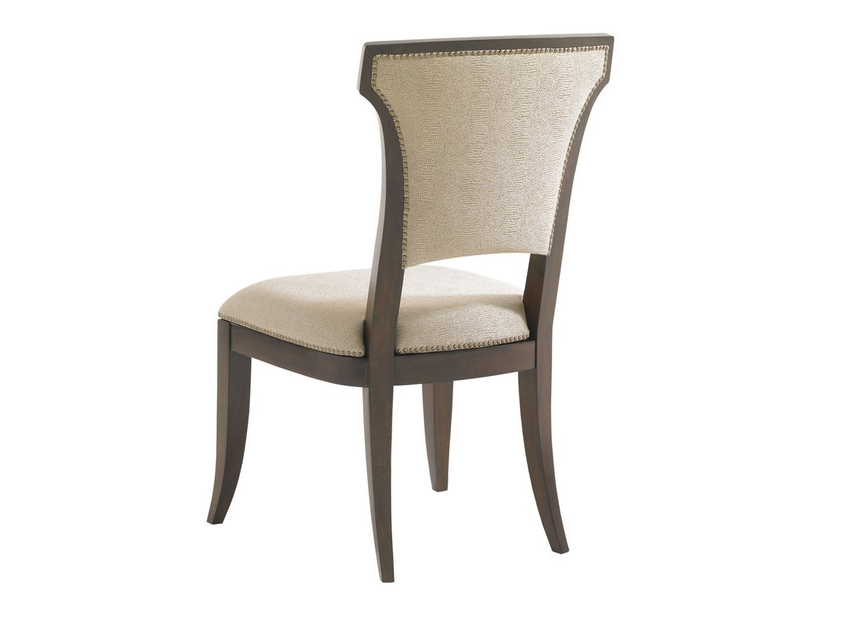 Tower Place Seneca Upholstered Side Chair | Lexington Home Brands
