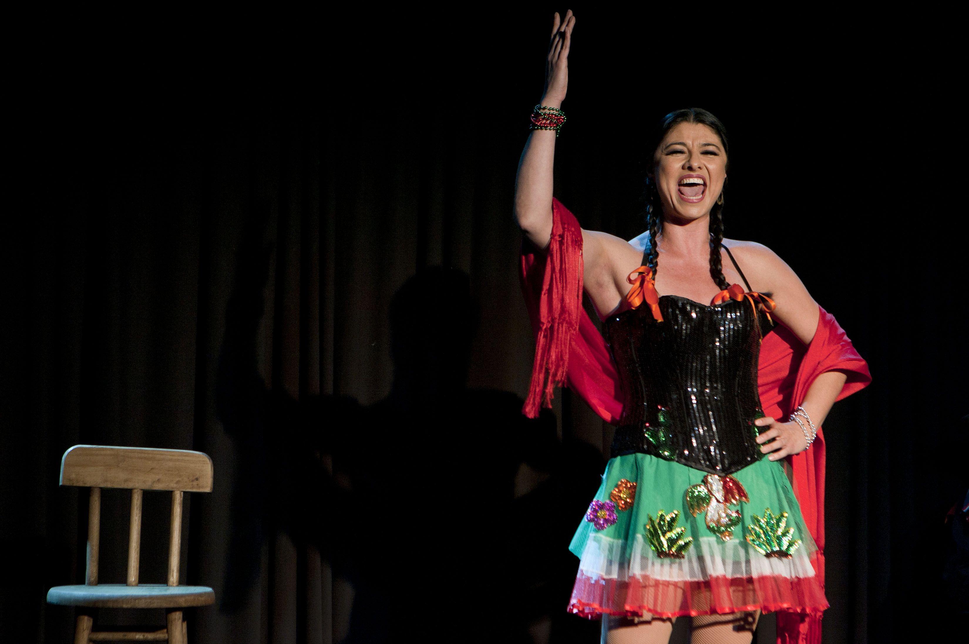 Tequila y canción pal corazón en el Teatro de la Ciudad Esperanza Iris. Foto: Antonio Nava.